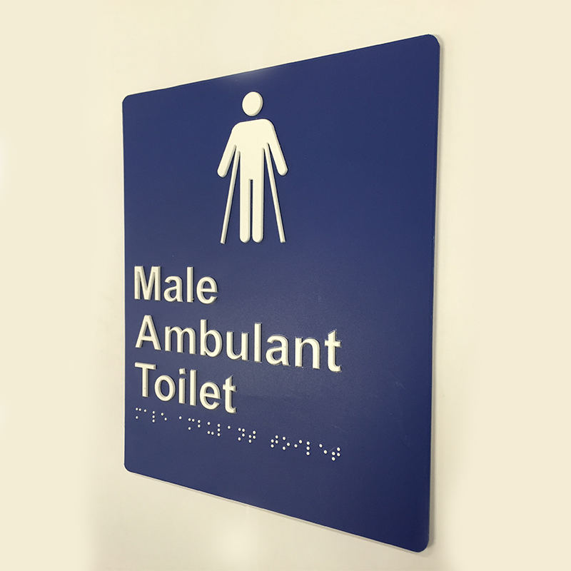 blue-and-white-plastic-male-ambulant-toilet-sign